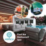 Anthea Pool Bar Restaurant Spa